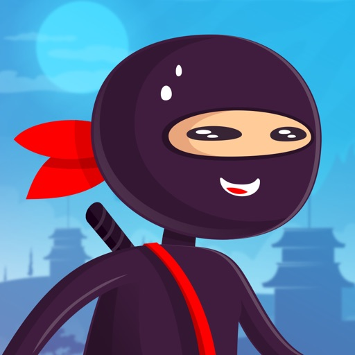 A Ninja Warrior Run Game icon