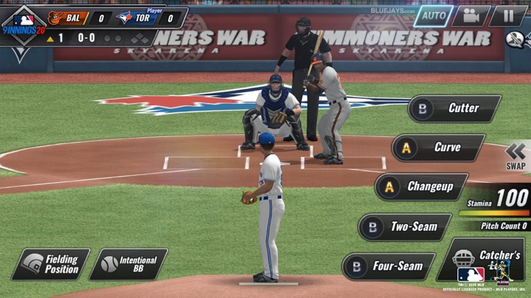 MLB 9 Innings 20 screenshot-4