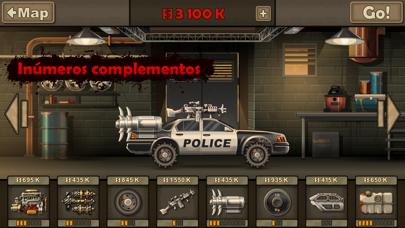 Screenshot for Earn to Die 2 in Brazil App Store