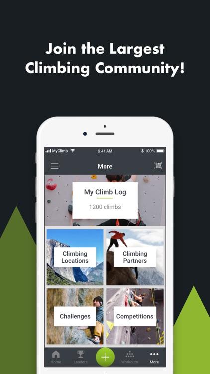 MyClimb screenshot-3