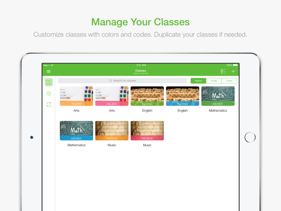 TeacherKit screenshot