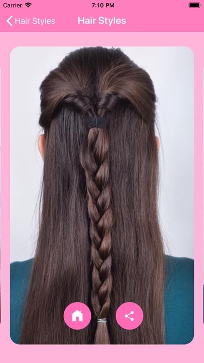 Hair Styles for Girls screenshot-3