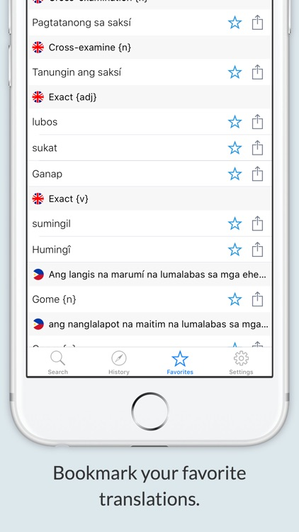 English Tagalog Dictionary +