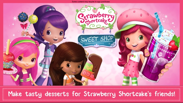 Strawberry Shortcake Sweets screenshot-0