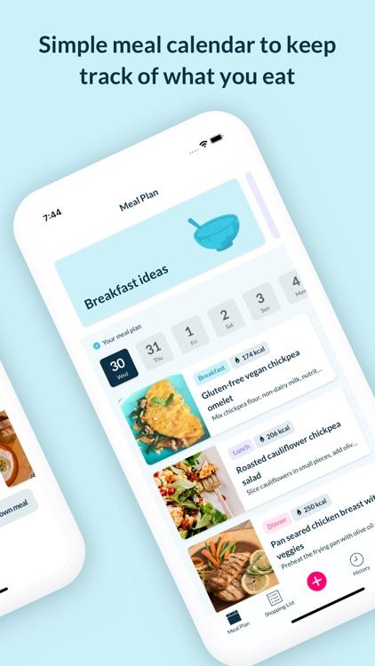 Foodjo meal plan assistant screenshot-3