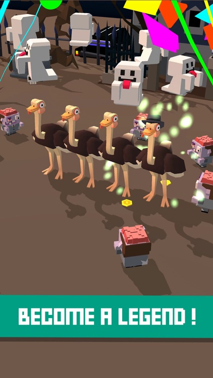 Ostrich Among Us screenshot-4