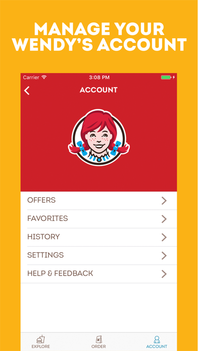 download Wendy's apps 1