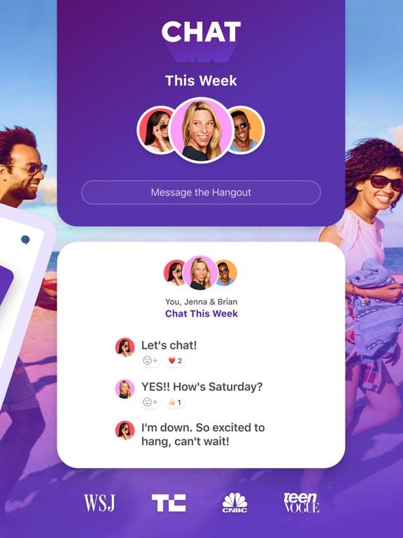 Twenty - Hang Out With Friends screenshot