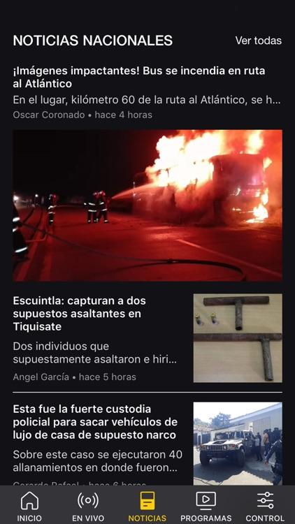 Emisoras Unidas screenshot-3