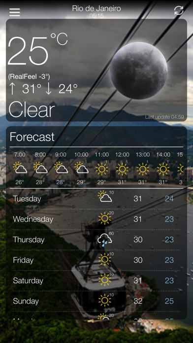 天気予報 +.のおすすめ画像6