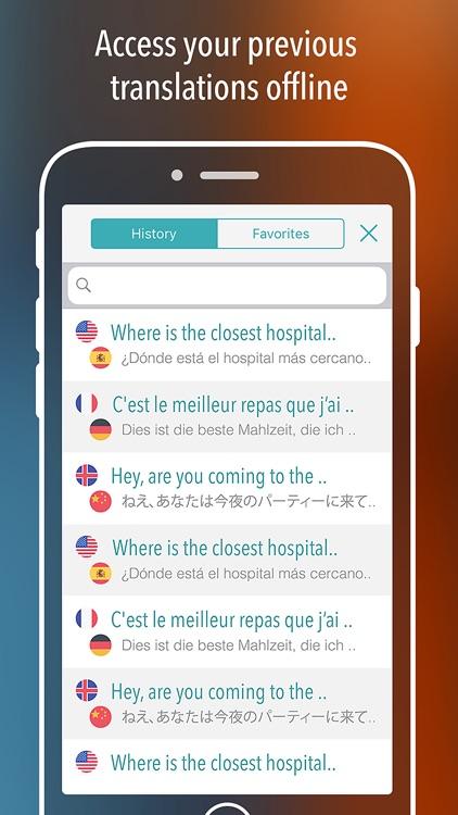 Clear Translation screenshot-4