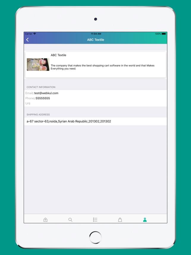 CS-Cart MultiVendor Mobile App on the App Store