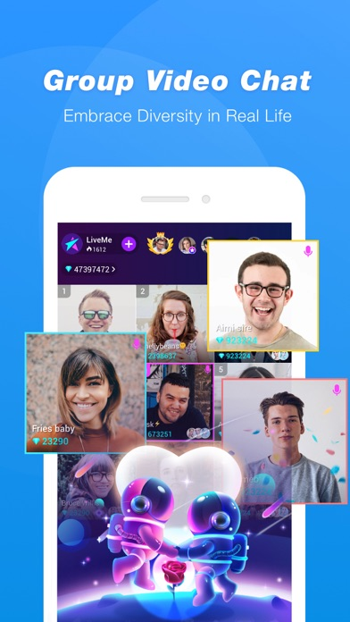 LiveMe – Live Video Chat