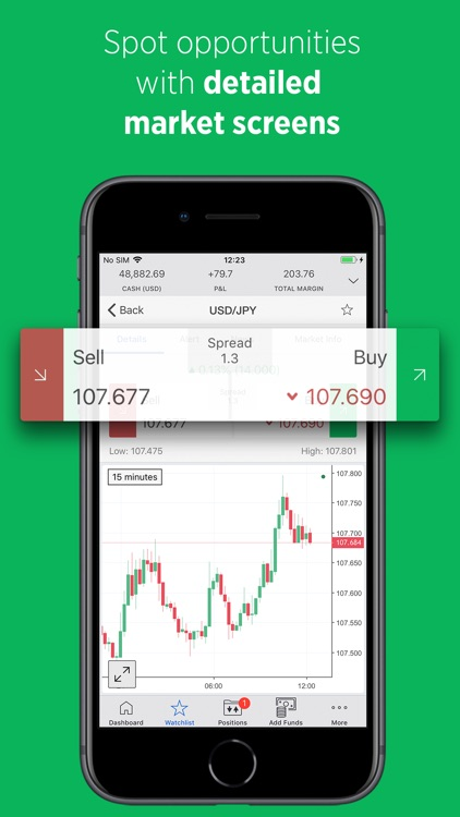 FOREX.com: Forex Trading screenshot-4