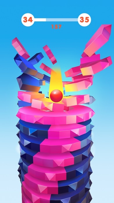 Stack Ball 3D for windows pc