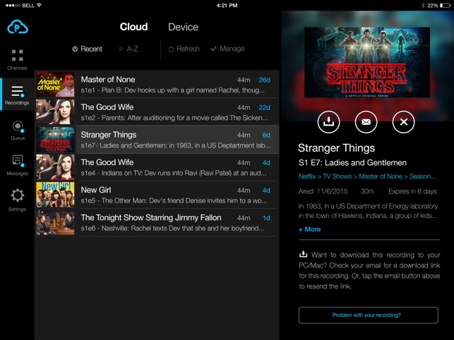 PlayOn Cloud on the App Store