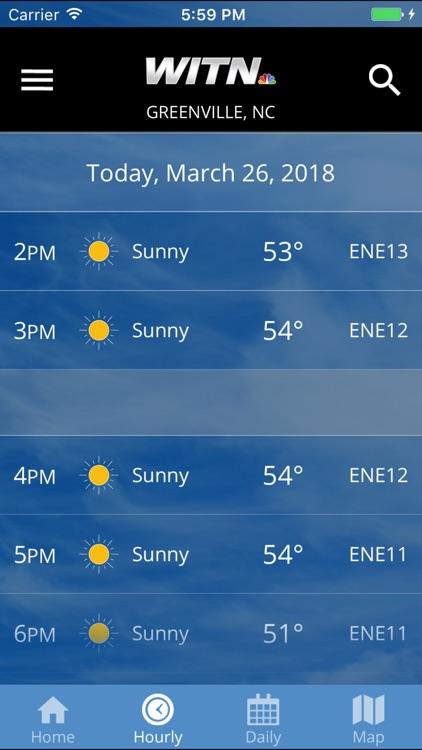 WITN Weather App