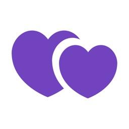 #1 Dating App - Purple Hooking