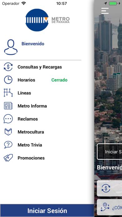 Metro de Panamá Oficial screenshot four