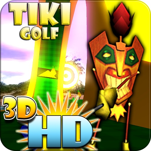 Tiki Golf HD FREE