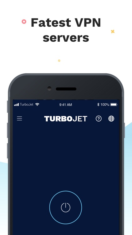 TURBO JET VPN & Wifi Proxy screenshot-1