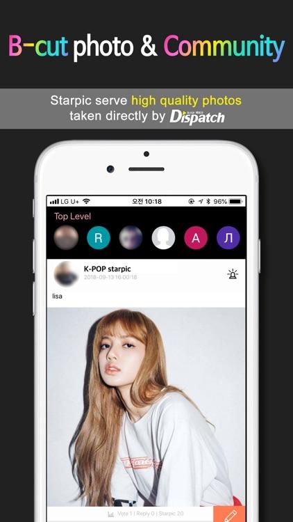 K-POP Starpic screenshot-3