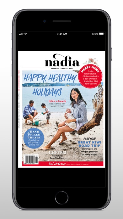 Nadia Magazine NZ