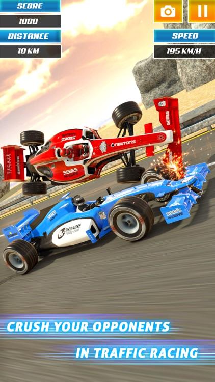 Formula Car Highway Racing 20 screenshot-3