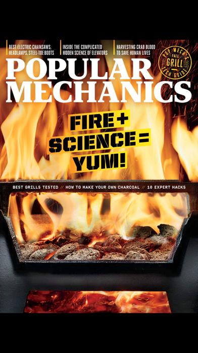 Popular Mechanics Magazine US Screenshot