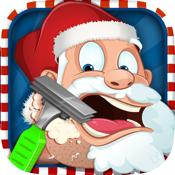 Shave Santa icon