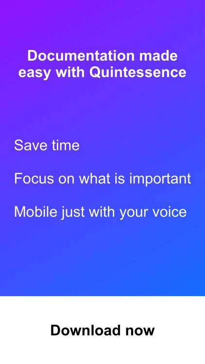 Quintessence - Voice Notes screenshot-4