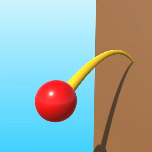 Pokey Ball free software for iPhone and iPad
