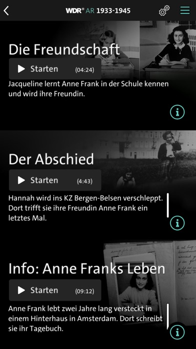 Screenshot for WDR AR 1933-1945 in Germany App Store