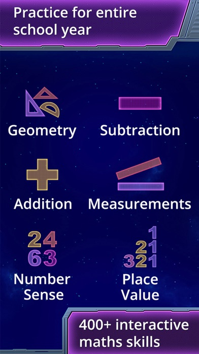 Year 4 Maths Games for Kids screenshot two
