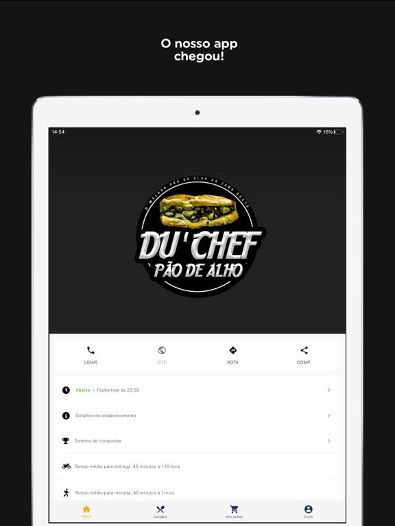 Du' Chef Pão de Alho screenshot 7