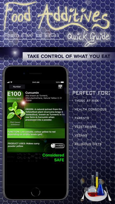 Screenshot for Food Additives 2 in Denmark App Store