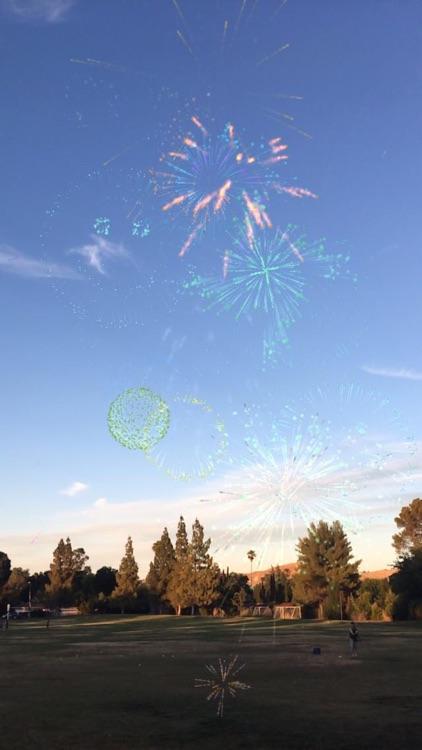 Fireworks Tap AR screenshot-9