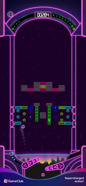 Pinball Breaker - GameClub Screenshot