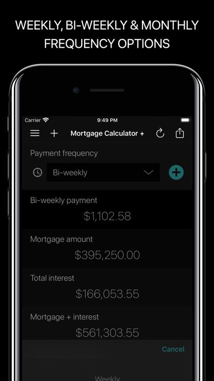 Mortgage Calculator + screenshot-3