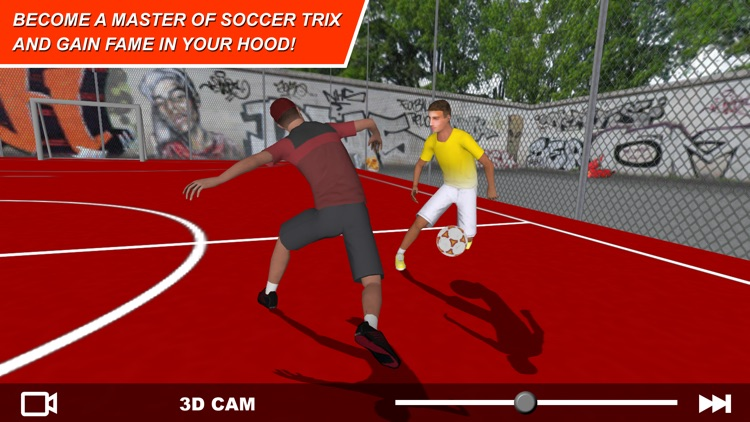 3D Soccer Tricks Tutorials screenshot-4
