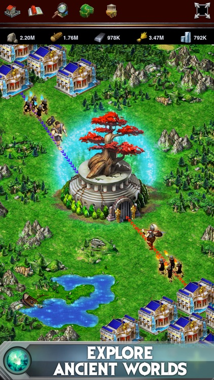Game of War - Fire Age screenshot-4