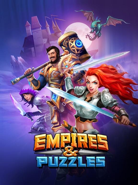 エンパイアズ&パズルズ Empires & Puzzlesのおすすめ画像8