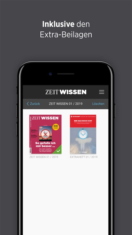 ZEIT WISSEN screenshot-4