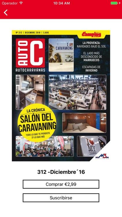 AutoC: Revista screenshot-3