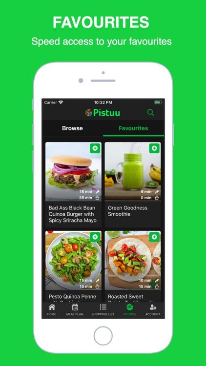Pistuu: Plant Based Recipes screenshot-9