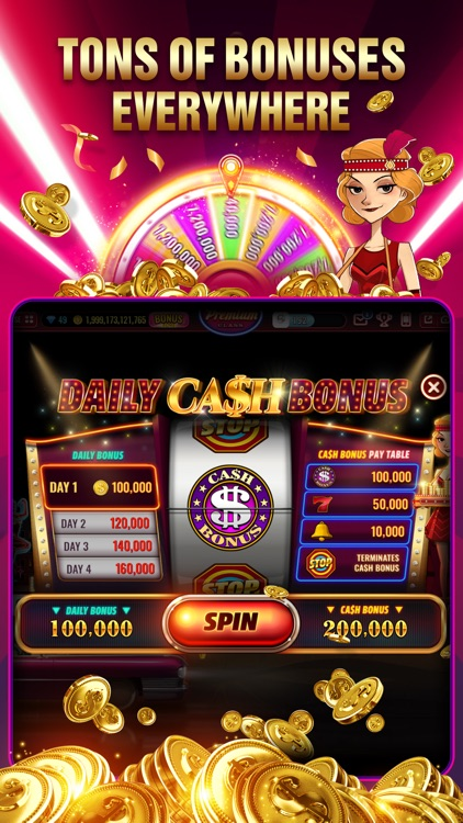 Vegas Live Slots Casino screenshot-6