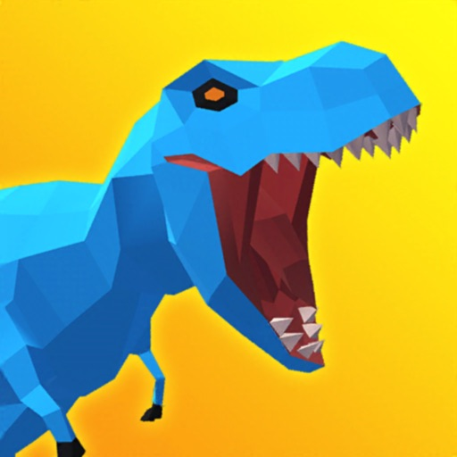 Dinosaur Rampage free software for iPhone and iPad