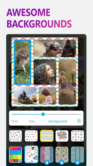 Photo Collage Maker - Mix Pics screenshot 6
