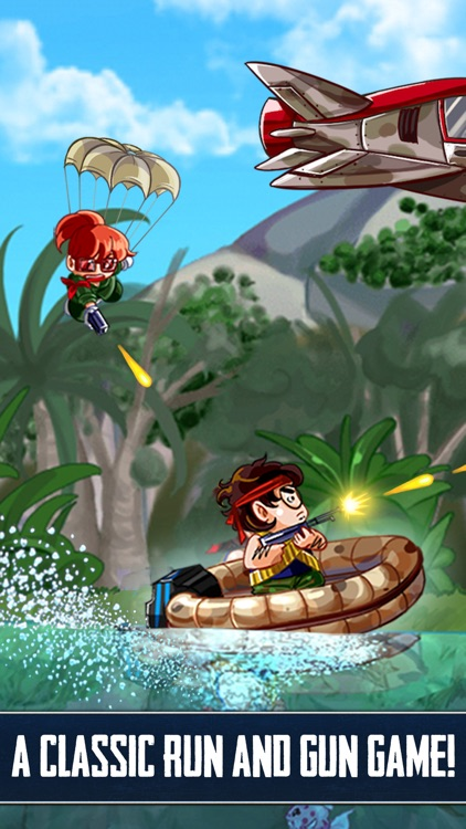 Ramboat: Shooting Offline Game screenshot-0
