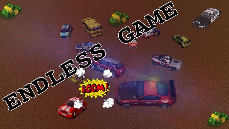 Cartoon Car Chase Challenge screenshot-3